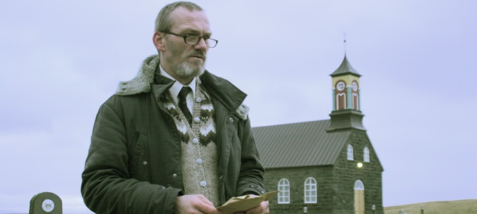 Ingvar E. Sigurdsson as Inspector Erlendur in Jar City