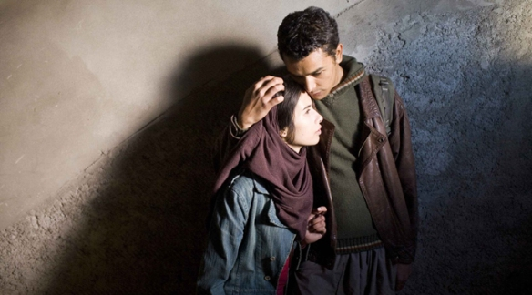 The young Arab couple who provide one of the elements in the potential human drama of Rendition