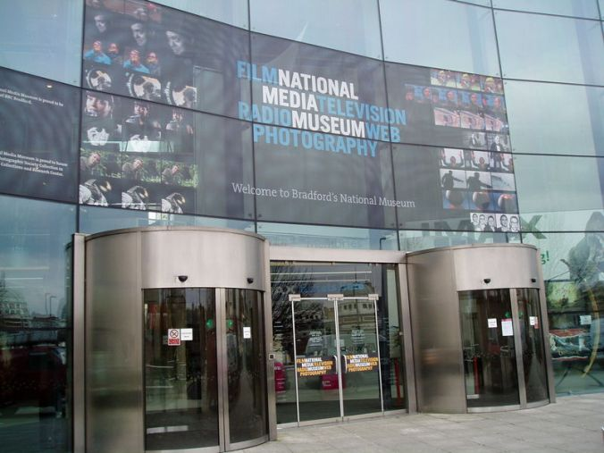The National Media Museum is one of Bradford's film jewels