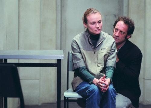 Diane Kruger and Vincent Lindon