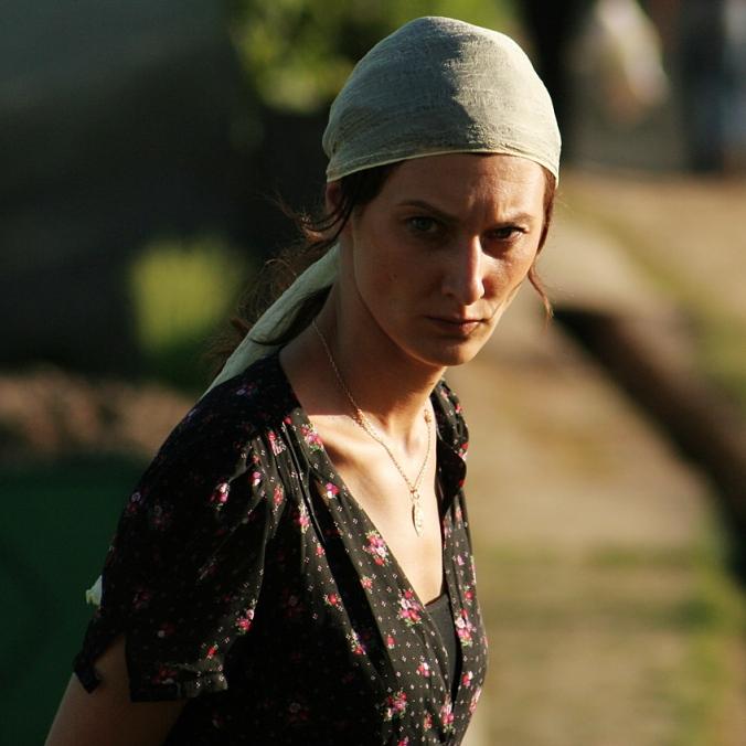 Hilda Péter as Katalin