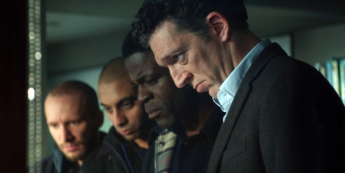 The crime gang led by Vincent Cassel.