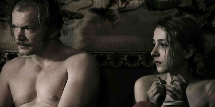 Eryk Lubos and Agnieszka Pawełkiewicz in 'To Kill a Beaver'