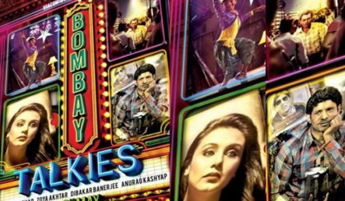 Indian Cinema's birthday card from Cannes – a screening for 'Bombay Talkies'