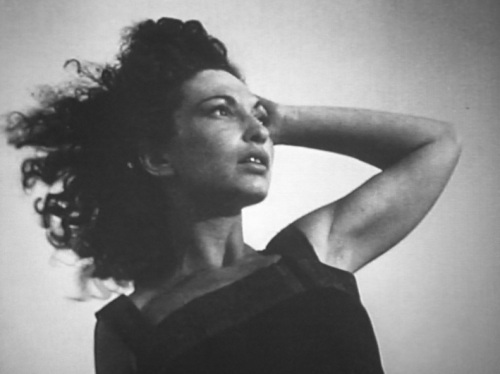 Maya Deren in 'At Land'