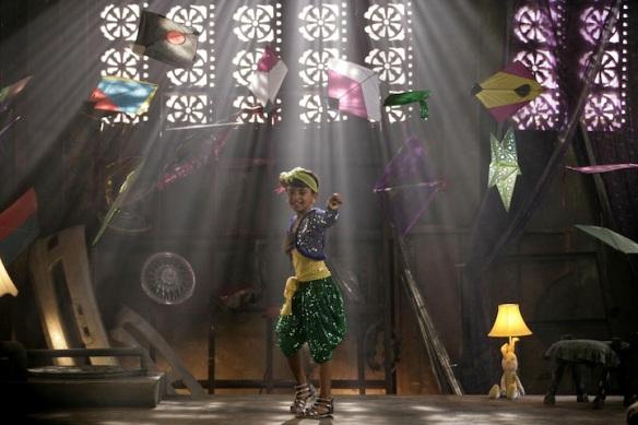 Naman Jain as the boy performing as Katrina Kaif in Zoya Akhtar's segment of NOMBAY TALKIES. (AFP PHOTO / VIACOM18)