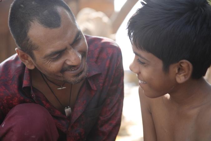 Shiva and his son Chhotu