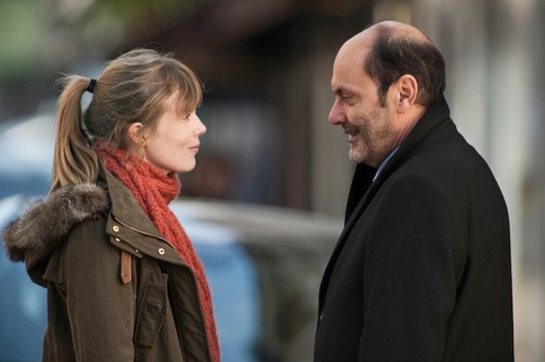Isabelle Carré and Jean-Pierre Bacri
