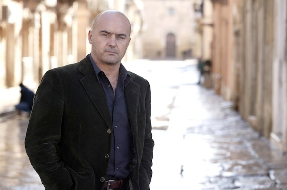 Luca Zingaretti is Inspector Montalbano