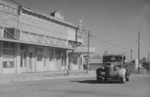 The Last Picture Show – at the Royal in McMurtry's creation of 'Anarene'
