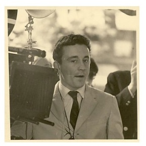 Louis Malle early in his career