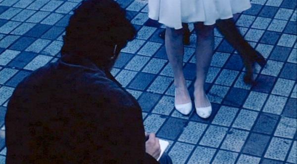 A ghost appears before Ryuji . . .