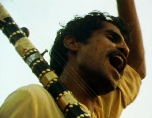 The revolutionary poet-singer Vilas Ghogre