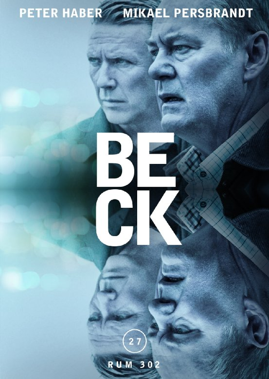 Peter Haber and Mikael Persbrandt in the first of the Series 5 films of BECK