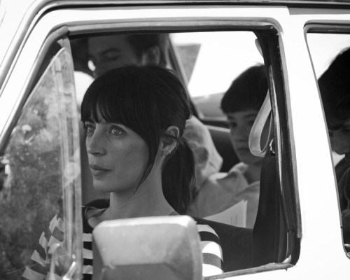 Ana (Ilse Salas) is in some ways like the Anna Karina characters in Godard's films