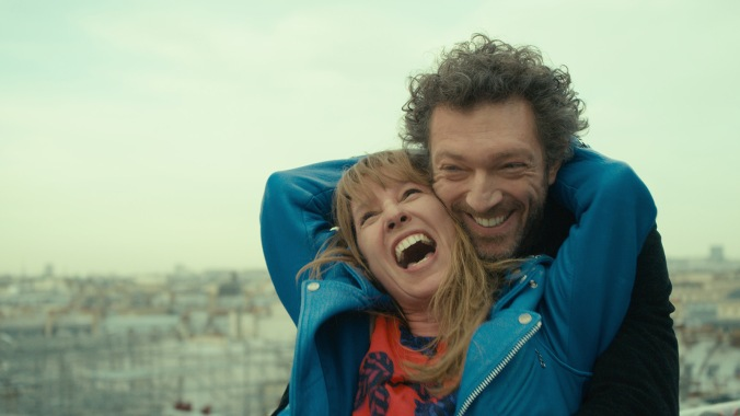 Tony (Emanuelle Bercot) and Georgio (Vincent Cassel)